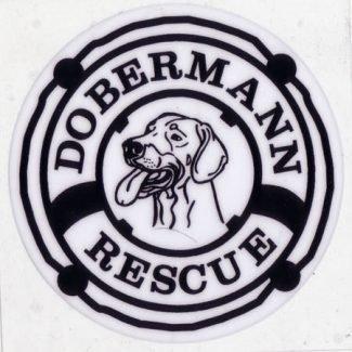 Rescue Logo Sticker